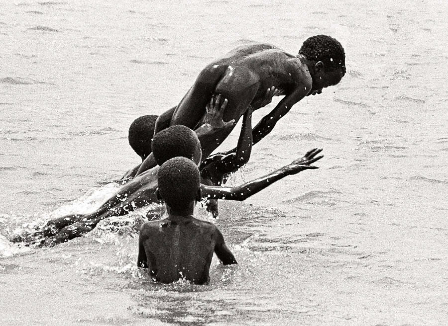 Water Games - Niger