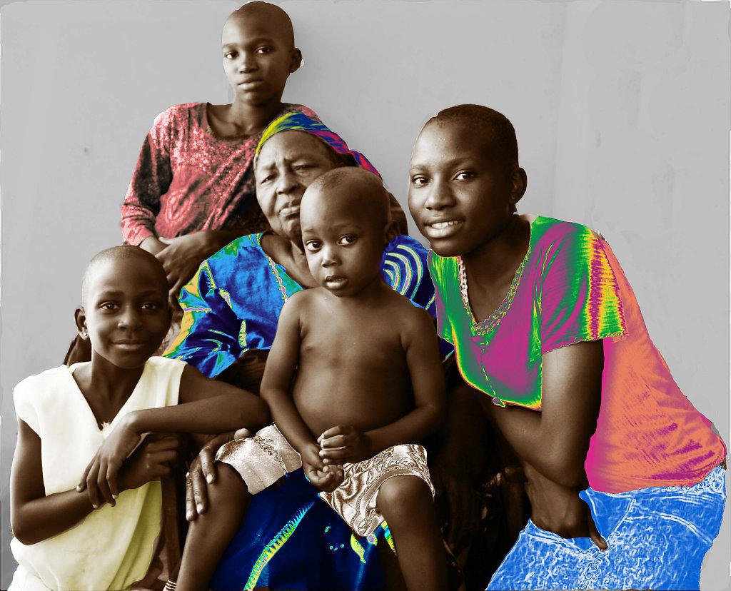 The Matriarch - Nigeria