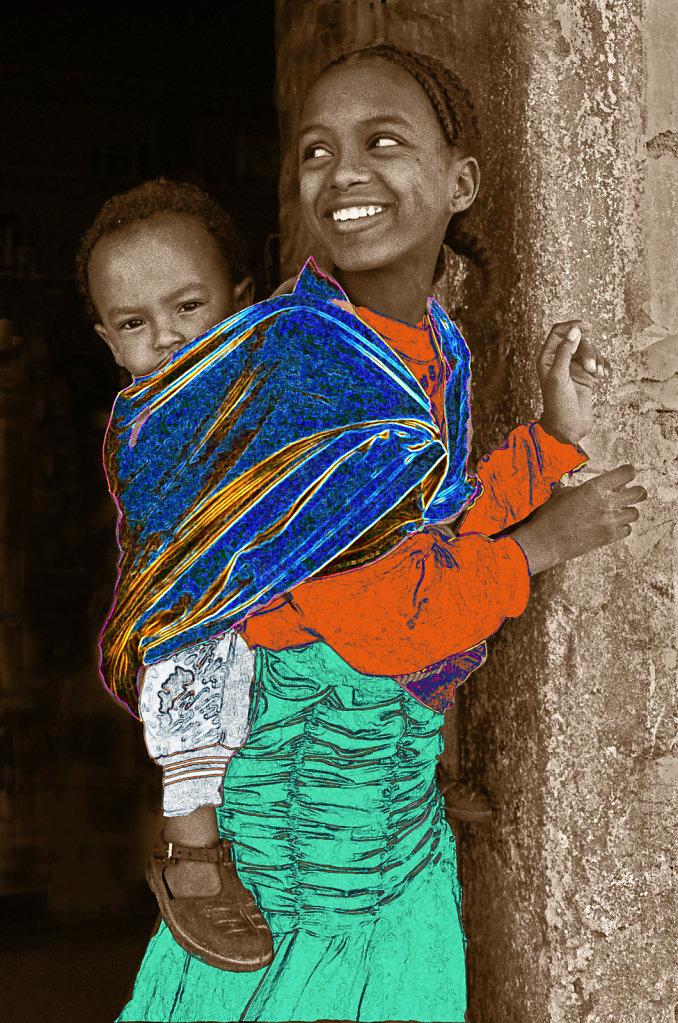 Big Sister - Eritrea