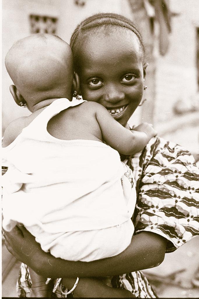 Sisters - Mali