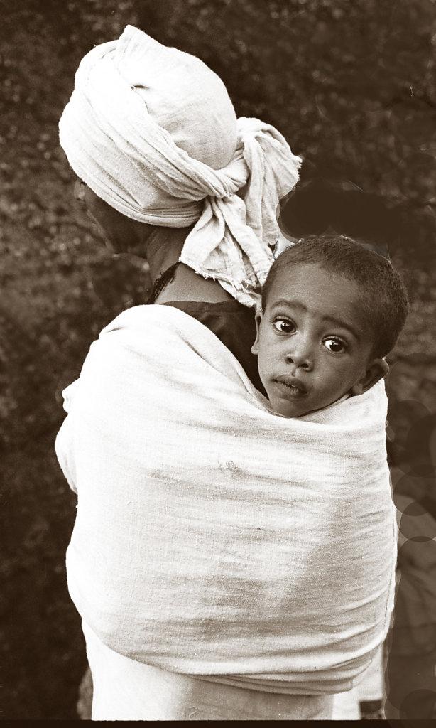 Prayer Time - Ethiopia