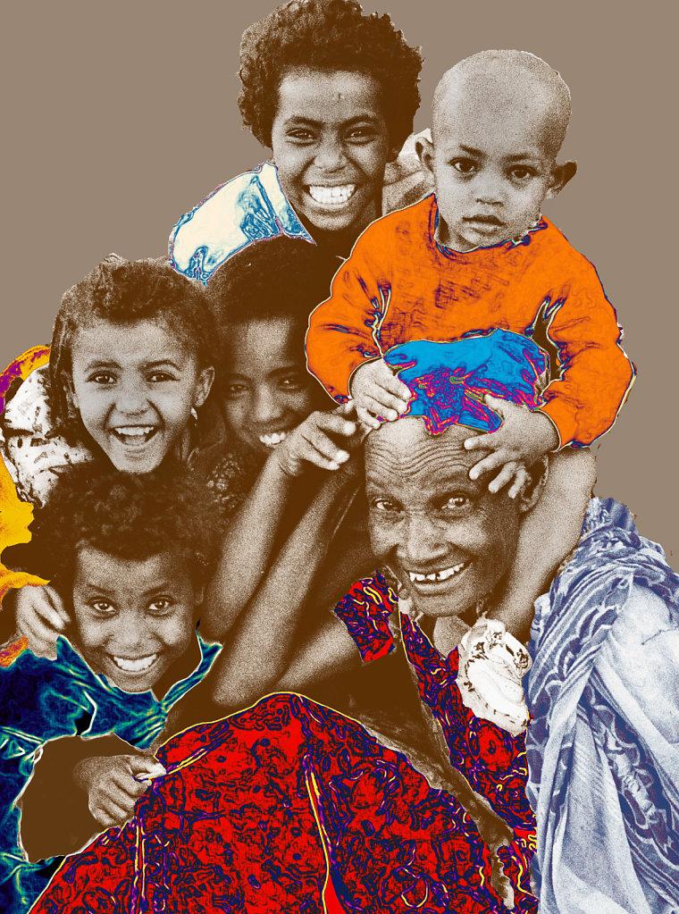 Joy of Grandmotherhood - Ethiopia