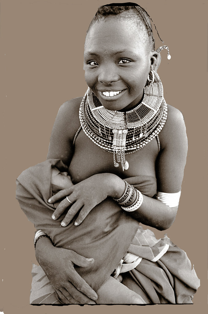 Meal Time - Kenya