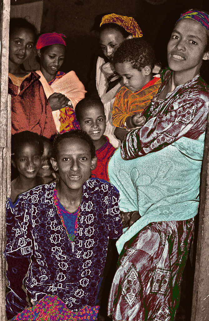 Mothers & Children - Ethiopia