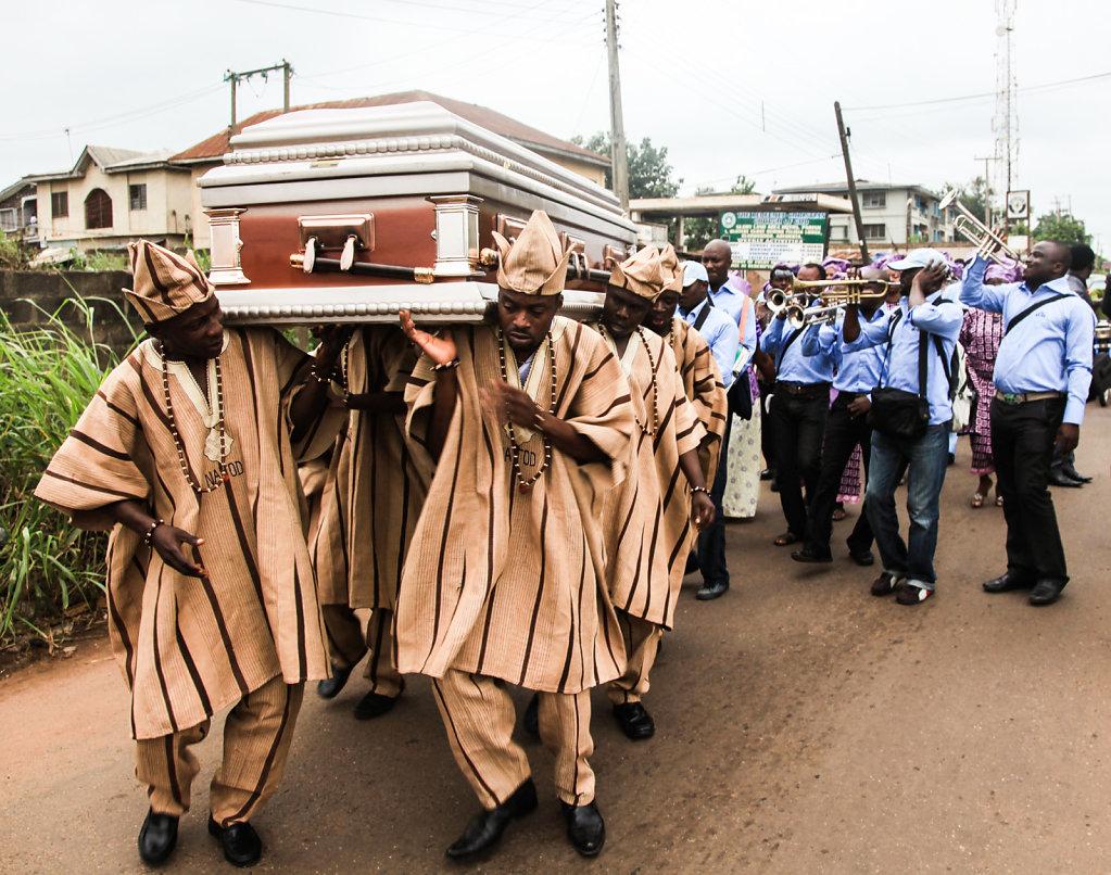 Final Rites - Nigeria