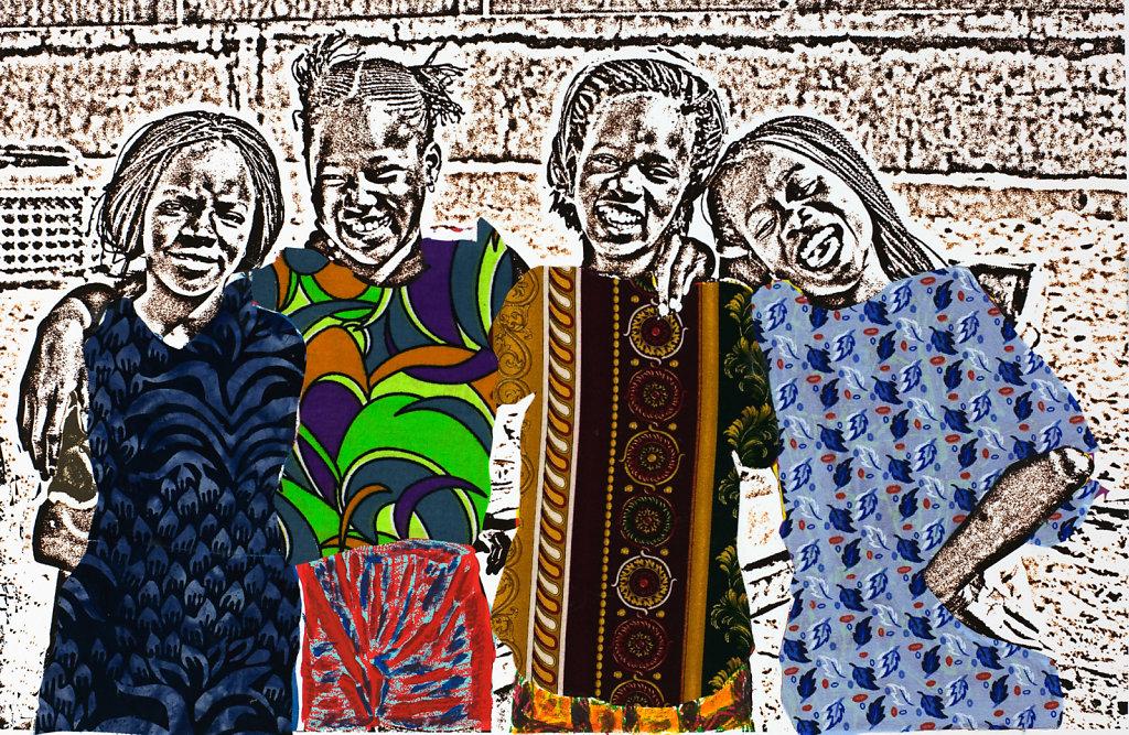 Friends - Senegal